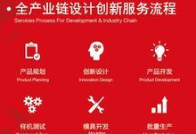上海最具口碑的工业设计公司-浪尖设计
