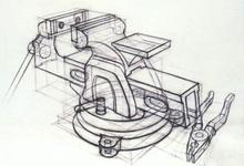 脫離機械地手繪臨摹,提高自己的設計手繪水平