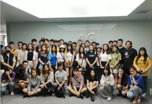 院校交流 厦门大学嘉庚学院访问上海浪尖工业设计公司