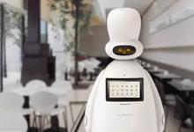 智能機器人設計,上海浪尖為木爺餐飲機器人外觀結構設計案例分享
