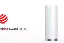 德国红点奖 reddot award 浪尖获奖作品-智能水杯