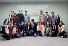 校园行 | 上海纽约大学师生走进上海浪尖工业设计公司