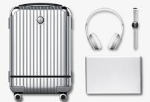 上海品牌設計公司,浪尖設計智能登機箱,陪你環游世界
