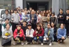 国内院校交流 |武汉理工大学师生走进浪尖设计