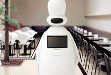 上海浪尖工業設計公司智能機器人設計