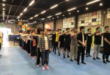上海浪尖工業設計有限公司2019五周年團建活動-極限JUMP