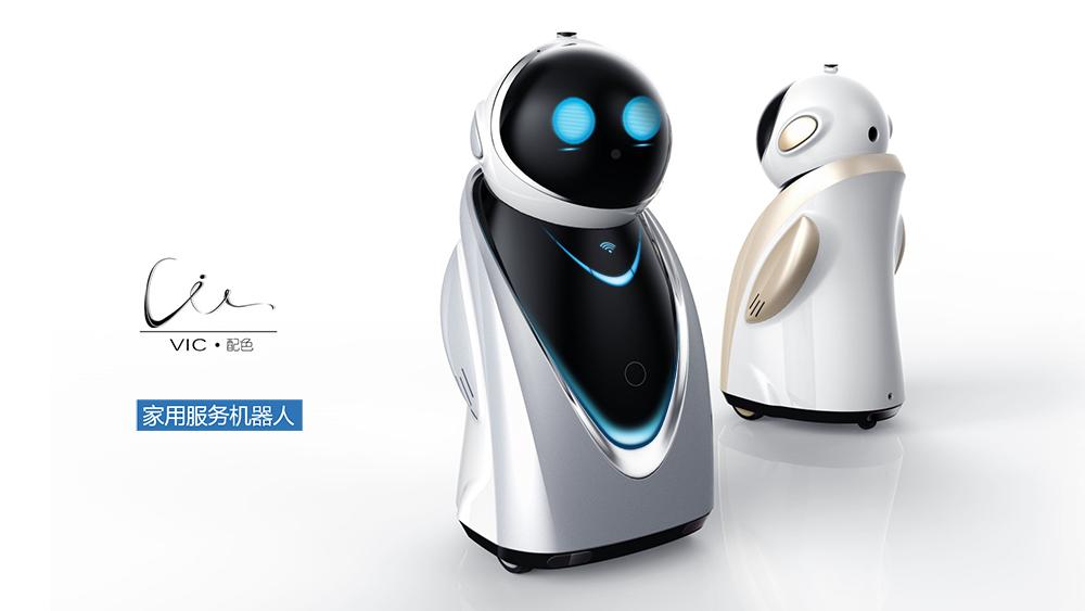 弗徕威家用服务机器人浪尖设计.jpg
